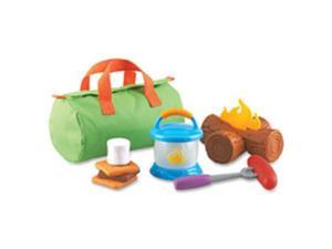 Learning Resources LRN9247 New Sprouts Camp Out Activity Set