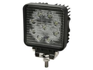 ECCO ECCE92006 WORKLAMP: LED (9), FLOOD BEAM, SQUARE, 10-30VDC