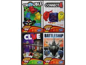 Hasbro B1004 Grab & Go Game Ast 24