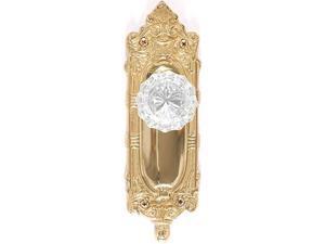 Brass Accents D05-K447D-609 Antique Brass Victorian
