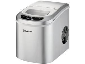 Magic MCIM22SV 27 lbs Portable Ice Maker, Silver