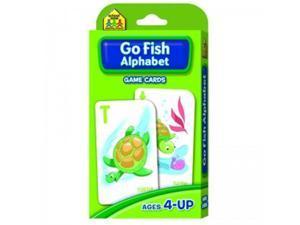 School Zone Publishing SZP05014BN Go Fish Game Cards - 6 Each