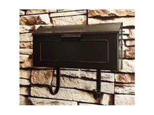 Special Lite Products SHH-1006-ORB Horizon Horizontal Mailbox, Oil Rubbed Bronze