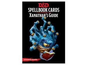 Gale Force 9 GF973922 D & D - Spellbook Cards Xanathars Guide Miniatures