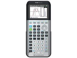 Texas Instruments - 84PLCE/TBL/1L1/AC - Texas Instruments TI-84 Plus CE Graphing Calculator - Impact Resistant Cover, Clock, Date/Time Display - 3 MB, 154 KB - ROM, RAM - Battery Powered - Space Gray