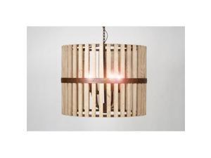 Zentique LNWC-6 Hanging Light, 28 x 23 x 28 in.