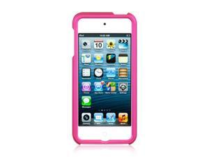DreamWireless IPOD-CRTH5HP Apple Ipod Touch 5 Crystal Rubber Case - Hot Pink