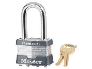 Masterlock 1KALF # 2065 Series 2065 1.5 in. Padlock - pack of 6