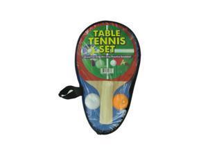 Bulk Buys OC580-18 Portable Table Tennis Set