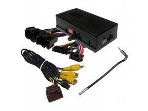 Crux SOOGM16V Onstar Radio Replace Interface for GM LAN 29-Bit with SWC and Video Switcher