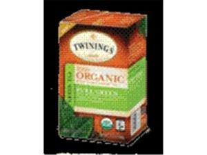 Twinings 88115-3pack Pure Green Tea - 3x20 bag