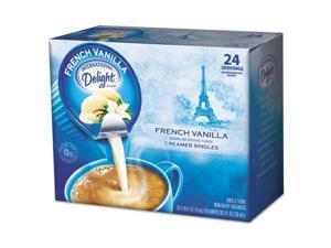 International Delight. 100681 Flavored Liquid Non-Dairy Coffee Creamer - French Vanilla, 0.44 oz. Cup