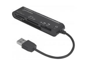 Manhattan 101998 USB 79 in 1 Multi Card Reader