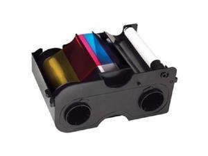 FARGO ELECTRONICS 045000 DTC1000/1250E YMCKO CTRDG W/CL EANING RLR-FULL COLOR 250 IMG