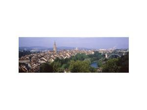 Panoramic Images PPI62053L Bern  Switzerland Poster Print by Panoramic Images - 36 x 12