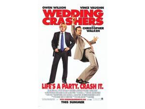 Posterazzi Mov282386 Wedding Crashers Movie Poster 11 X 17 In Newegg Com