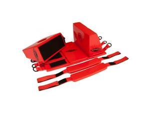 Kemp 10-001-RED Head Immobilizer Red