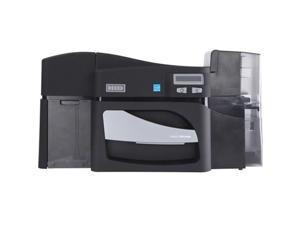 Fargo 055100 DTC4500e Dual-Sided ID Card Printer for Badge Printing
