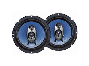 Pyle USA T51733 6.5 in. 360W Three-Way Speakers