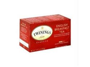 Twinings B20546 Twinings English Breakfast -6x12 Ct
