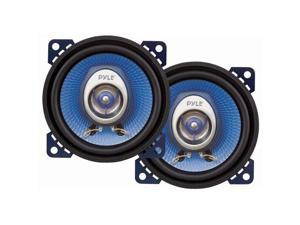 Pyle USA VV2394 4 in. 180W Two-Way Speakers