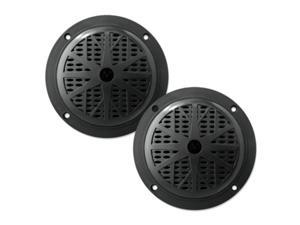 Pyle USA CL3941 4 in. Dual Cone Waterproof Stereo Speaker System