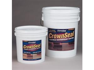 Saver Systems  CrownSeal Pre-mixed Flexible Waterproof Coating  5 Gallon