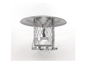 HomeSaver 3576604 6 in. Pro-UltraPro Inverted Cone Cap