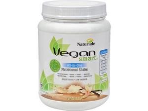 Naturade HG1239227 22.75 oz All-in-One Vegan Vanilla Shake
