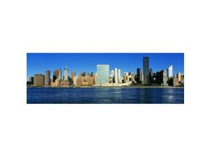 Panoramic Images PPI86559L New York City NY Poster Print by Panoramic Images - 36 x 12