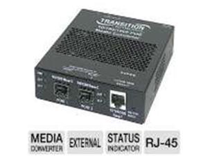 Transition Networks SGPOE1040-100-NA Stand Alone Power Over Ethernet Pse Media Converter