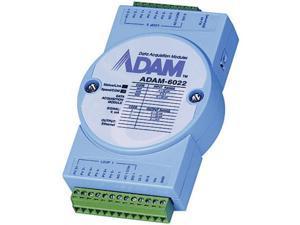 B Plus B Smartworx ADAM-6060-D 6 Channel DI & 6 Channel Relay Modbuc TCP Module