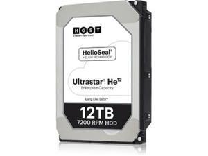 HGST 0F30141-20PK 12 TB, 3.5 in. Internal Hard Drive, SATA - Pack of 20