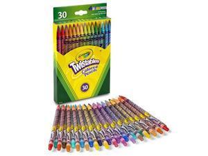 (2 Bx) Crayola Twistables 30Ct Per Bx Colored Pencils