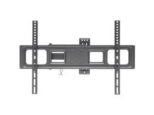 Manhattan 461337 37-70 in. Universal Basic LCD Full-Motion Wall Mount, Black