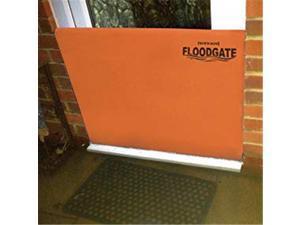 QDGG5-10 QUICK DAM Polypropylene Flood Barrier Emerg Kit,5 ft.L,PK10