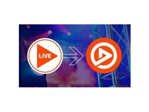 LiveU LU-SOLO-PREMIUMY Activation Card for One Year LRT Cloud Bonding Video Streaming Converters