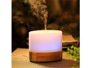 SPT SA-095 Ultrasonic Aroma Diffuser & Humidifier, Bamboo Base