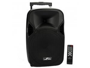 Befree Sound BFS-4300 12 in. Bluetooth Portable Speaker with USB, TF & FM Radio, 700 Watt