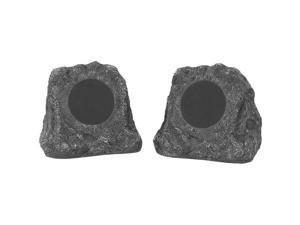Bluetooth Outdoor Rock Speakers- Pair