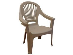 Adams Manufacturing 227461 Portobello Big Easy High Back Chair