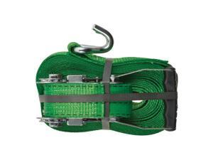 Keeper 8867806 30 ft. Tie Down Strap - Green