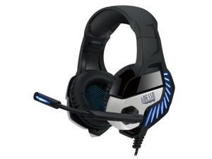 Adesso XTREAMG4 Virtual 7.1 Surround Sound Gaming Headset with Built-in Vibrational Speaker