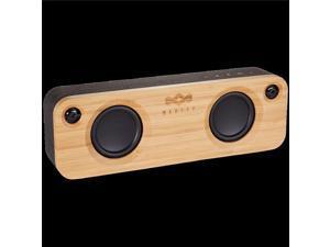 House of Marley EM-JA006-SB Get Together Portable Wireless Speaker - Signature Black
