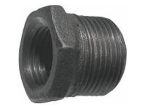 LDR Industries 409002383 1 in. x 0.37 in. Black Bushing