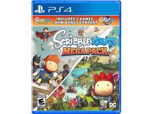 Warner Brothers 1000728794 Scribblenauts Mega Pack Playstation 4 Action & Adventure Game