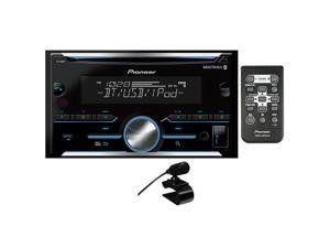 Pioneer FHS501BT Double DIN CD Receiver with Bluetooth