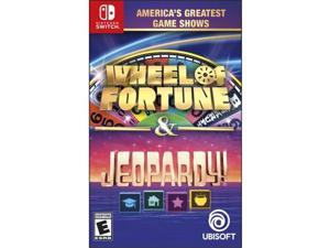 Ubisoft UBP10902190 Wheel Fortune Jeopardy Switch