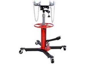 OnlineGymShop CB19865 Two Stage Hydraulic Transmission Jack with 360 deg Swivel Wheels Lift Hoist
