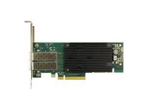 Solarflare Communication X2522-25G-PLUS Xtremescale 2 Port 10 & 25G SFP28 Ull FW OL PTP License TCP Direct